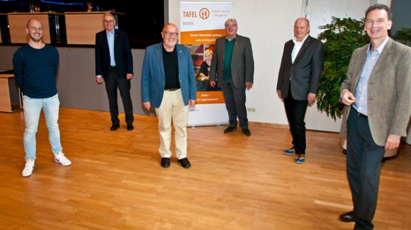 17. Oktober; hessische Tafeln treffen sich in Wetzlar zur Jahresmitgliederversammlung
