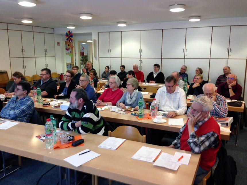 Tafel Hessen e.V. richtet erfolgreich erstes Seminar aus.