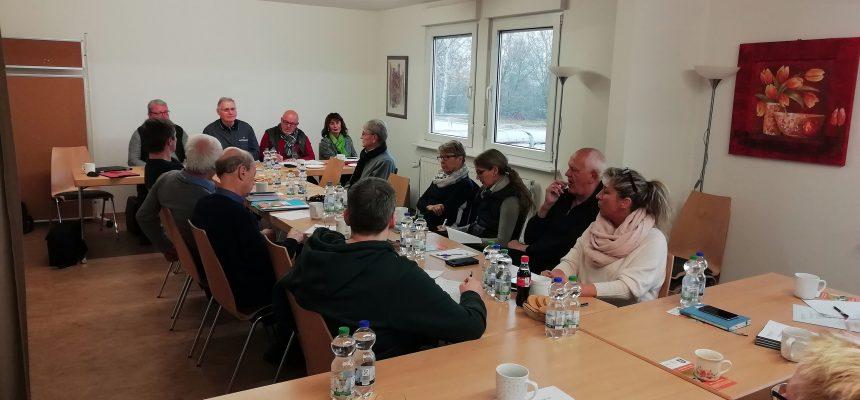 Regionaltreffen der Tafeln aus Hessen Süd
