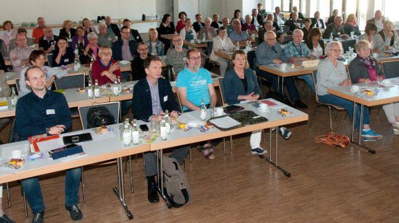 Hessische Tafeln trafen sich zur Mitgliederversammlung in Wetzlar