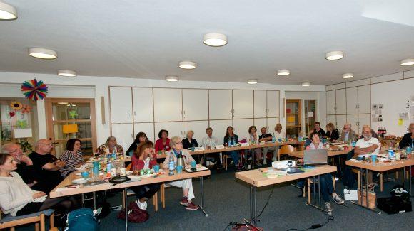25 Tafelaktive treffen sich zu Workshop in Wetzlar