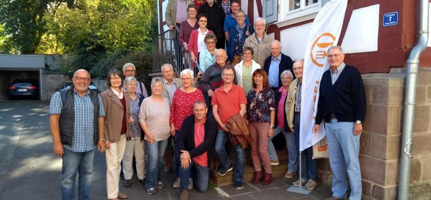 Regionalversammlung der nordhessischen Tafeln in Witzenhausen